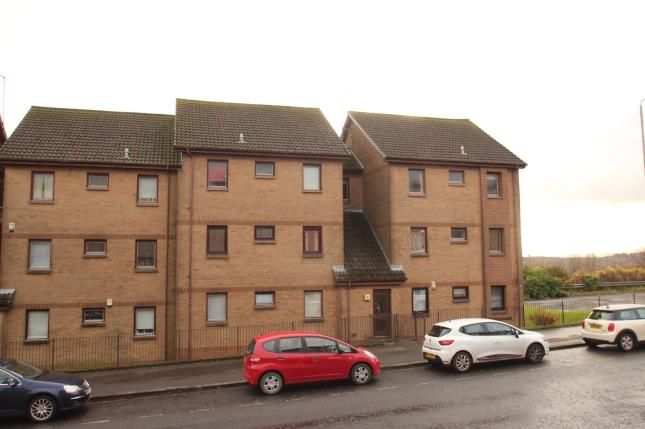 Front of Second Avenue, Clydebank, Glasgow, West Dunbartonshire G81