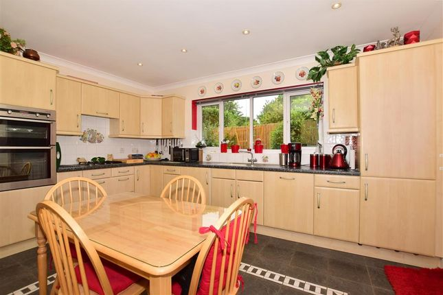 Thumbnail Detached bungalow for sale in Quarry Rise, East Grinstead, West Sussex