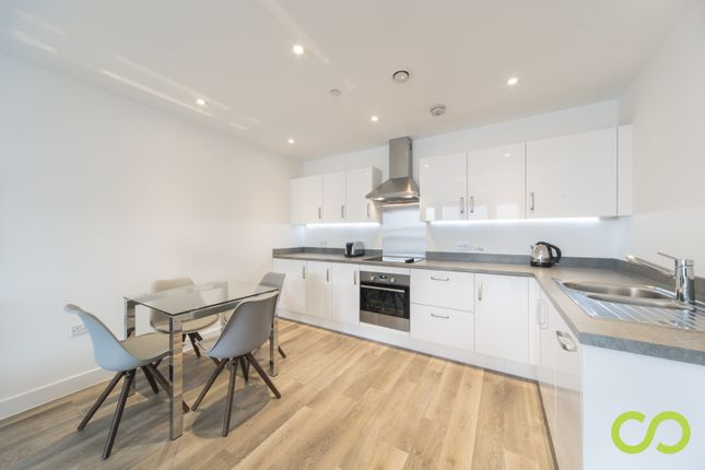 Thumbnail Flat for sale in Charlotte House, High Street, Sutton