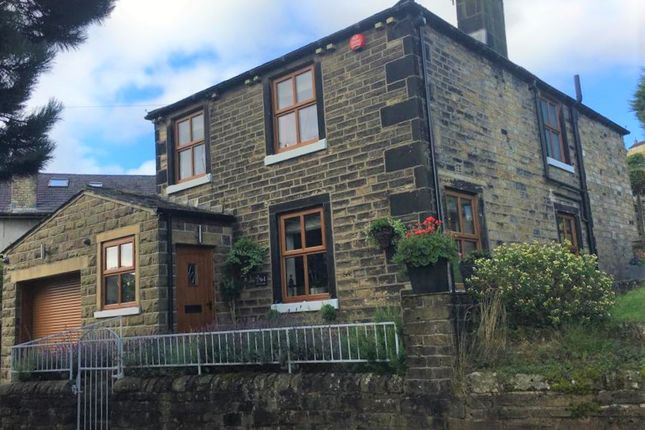 Thumbnail Detached house for sale in Mount Road, Marsden, Huddersfield