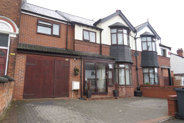 Thumbnail Semi-detached house for sale in Poplar Avenue, Edgbaston, Birmingham