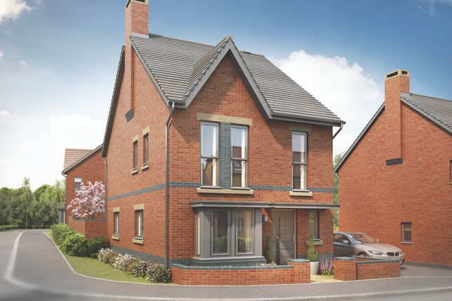"""Thumbnail Property for sale in """"The Elsenham"""" at Smisby Road, Ashby De La Zouch, Leicestershire"""