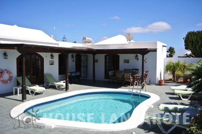 3 bed villa for sale in Los Mojones, Puerto Del Carmen, Lanzarote, Canary Islands, Spain
