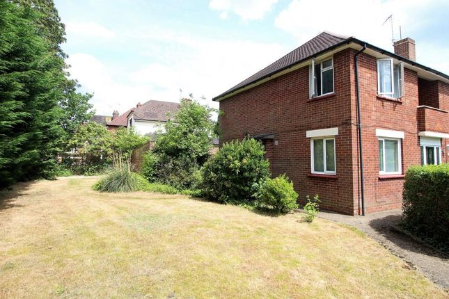 Thumbnail Maisonette for sale in James Road, Camberley