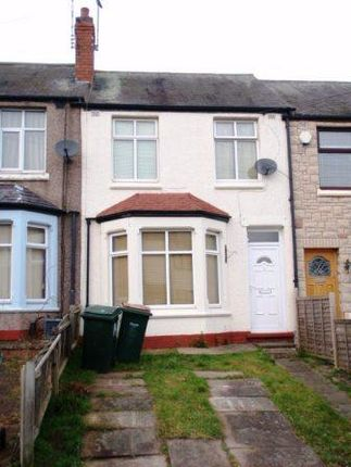 Thumbnail Terraced house to rent in Lilac Ave, Coundon, Coventry