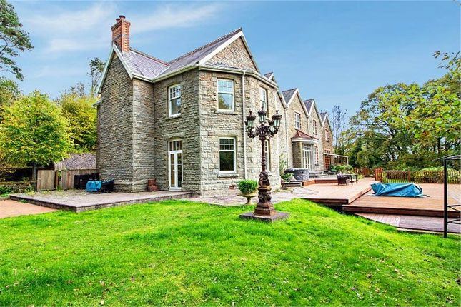 Thumbnail Detached house for sale in Gelligron Road, Pontardawe, Swansea, West Glamorgan