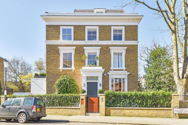 Thumbnail Semi-detached house to rent in Holland Villas Road, Holland Park, London
