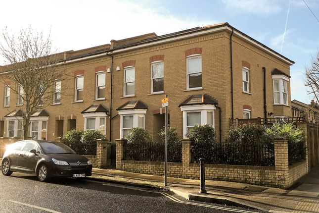 Thumbnail End terrace house for sale in Ansdell Road, Nunhead