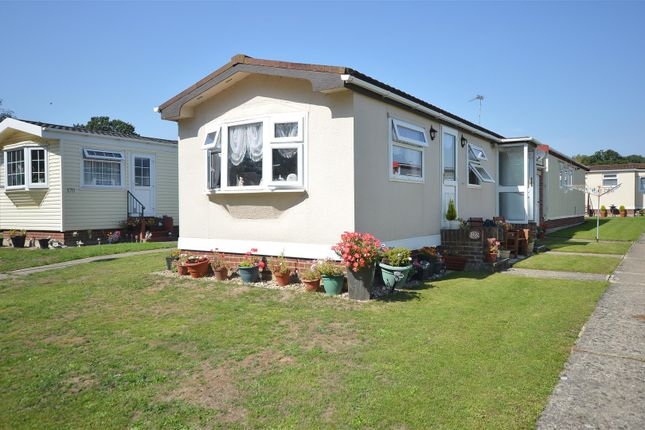 Thumbnail Mobile/park home for sale in St. Osyth Road, Little Clacton, Clacton-On-Sea