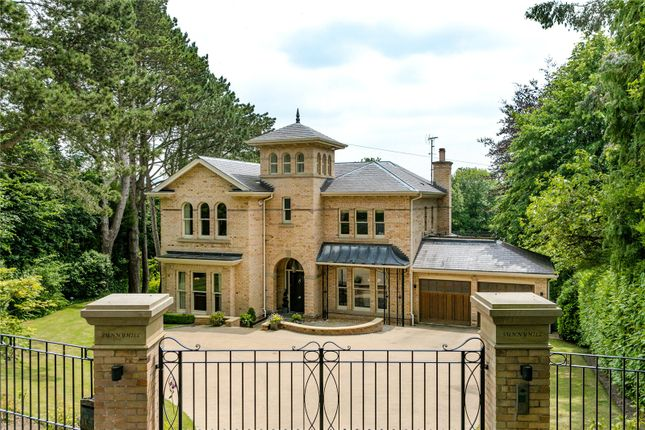 Thumbnail Detached house for sale in Dale Head Road, Prestbury, Macclesfield, Cheshire