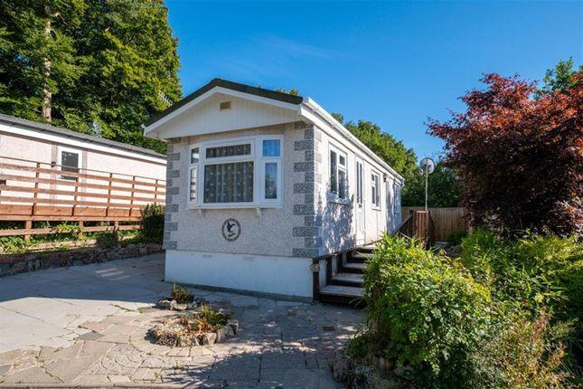 Mobile/park home for sale in Crossways Park, Howey, Llandrindod Wells