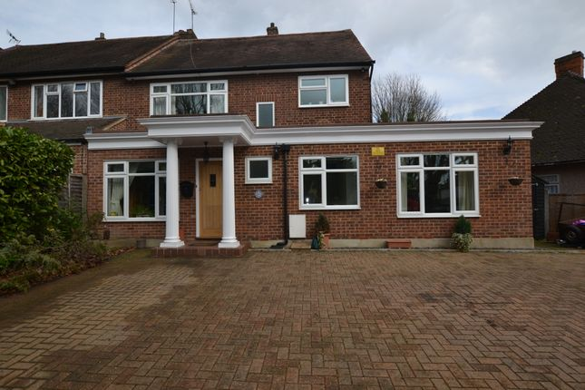 Thumbnail Semi-detached house for sale in Falmouth Avenue, Highams Park