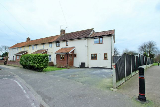 Thumbnail Semi-detached house for sale in Collingwood Road, Lexden, Colchester, Essex