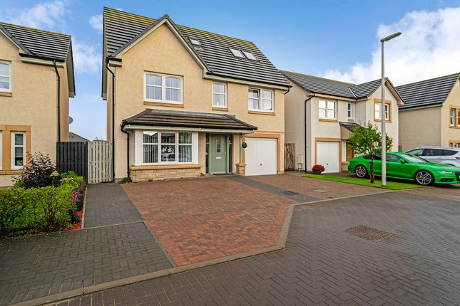 Thumbnail Detached house for sale in Canberra Crescent, Kirkcaldy