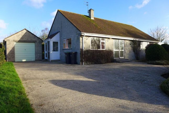 Thumbnail Detached bungalow to rent in Coles Lane, Cherry Orchard, Shaftesbury