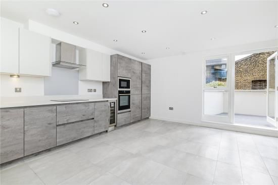Thumbnail Flat for sale in Cornwall Road, London