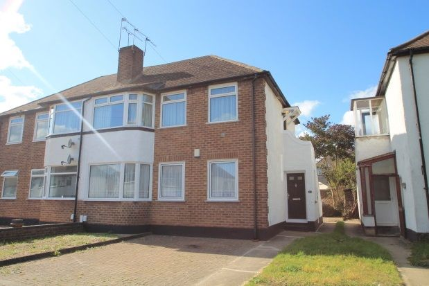 Thumbnail Flat to rent in Barnesdale Crescent, Orpington