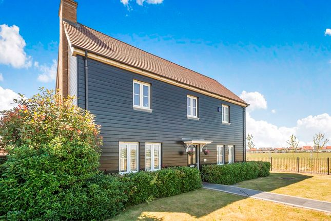 Thumbnail Detached house for sale in Jupiter Way, Biggleswade, Bedfordshire