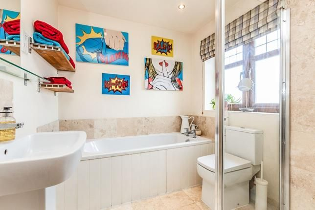 Bathroom of Tilsdown, Dursley, Gloucestershire GL11
