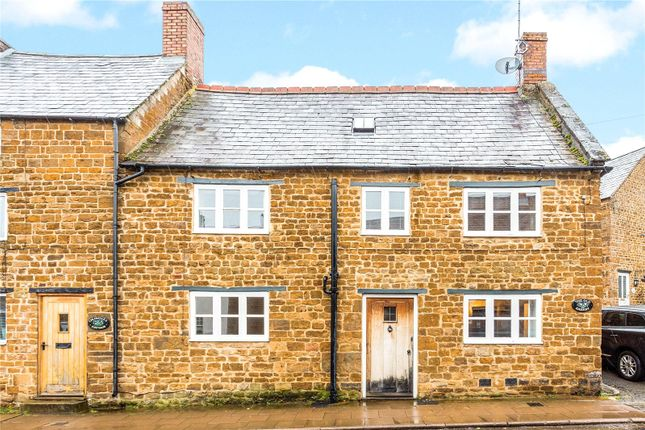 Thumbnail Semi-detached house for sale in High Street, Adderbury, Banbury, Oxfordshire