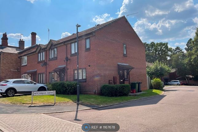 2 bed end terrace house to rent in Hitchman Mews, Leamington Spa CV31