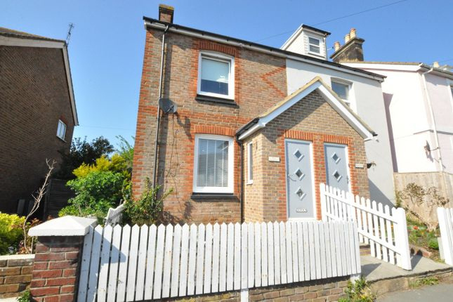 Thumbnail Semi-detached house for sale in Little Common Road, Bexhill-On-Sea