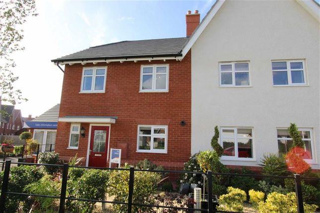 Thumbnail Detached house to rent in Welby Close, Swindon, Wiltshire