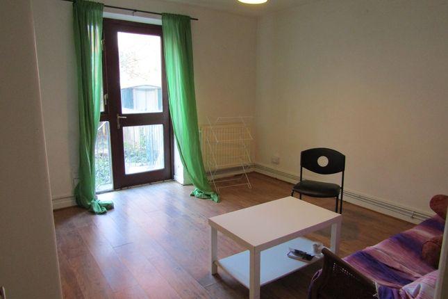 Living Room of Ashdown House, Charwood Street, London E5