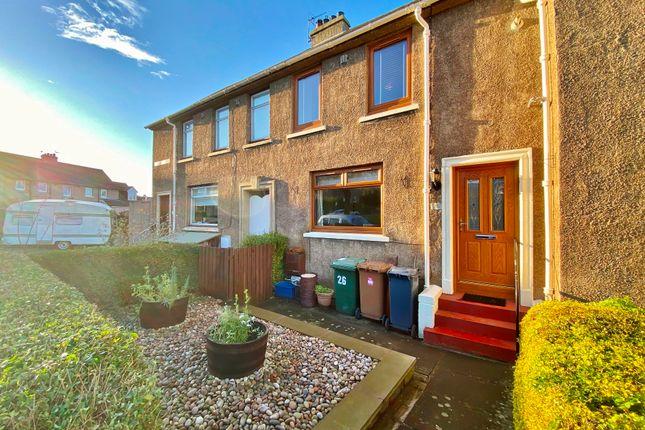 Front of 26 Clermiston Green, Clermiston, Edinburgh EH4