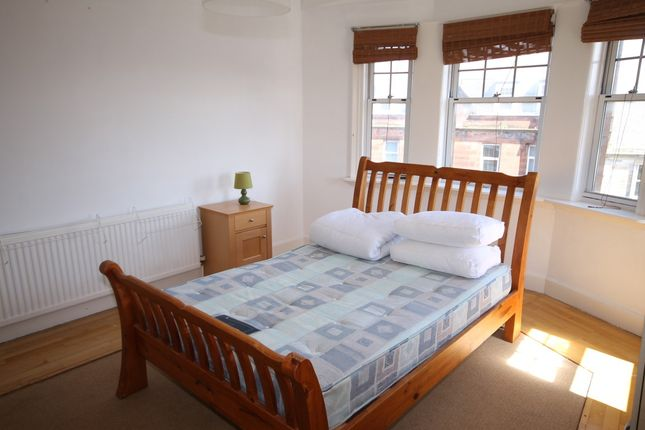 Thumbnail Flat to rent in High Street, Ayr