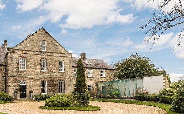 Thumbnail Country house for sale in Hedddon House, Heddon House Lane, Heddon On The Wall, Northumberland