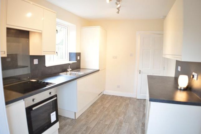 Thumbnail End terrace house to rent in David Street, Alyth, Blairgowrie