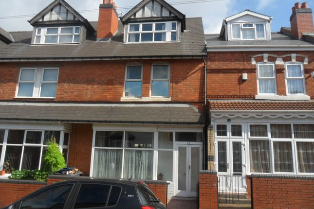 Thumbnail Terraced house for sale in Stamford Road, Handsworth, Birmingham
