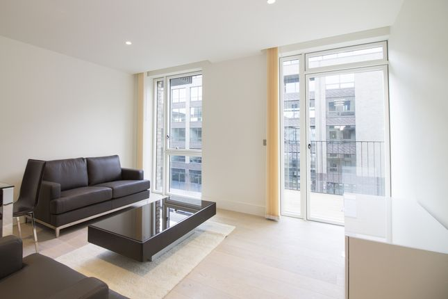 Living Area Of Atrium Apartments The Ladbroke Grove London W10