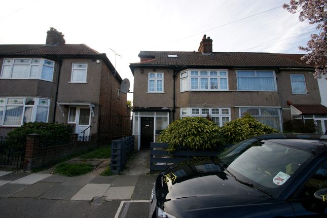 Detached house to rent in Long Drive, London