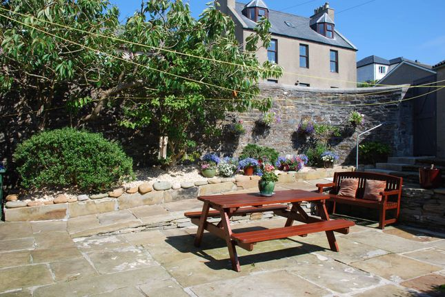 Patio of 1 Franklin Road, Stromness KW16