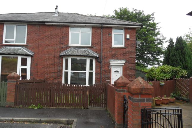 Thumbnail Semi-detached house to rent in Lichfield Terrace, Rochdale