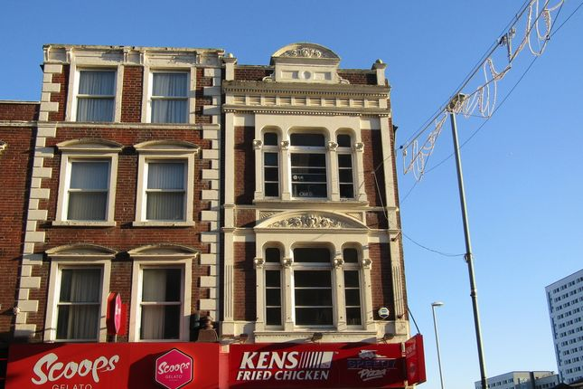 Thumbnail Flat to rent in Hale Street South, Portsmouth