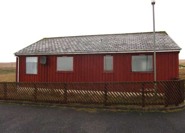 Thumbnail Detached bungalow for sale in 2 Ferryview, Yell, Shetland