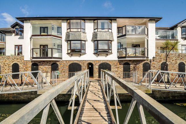 Thumbnail Property for sale in Victoria Quay, Malpas, Truro, Cornwall