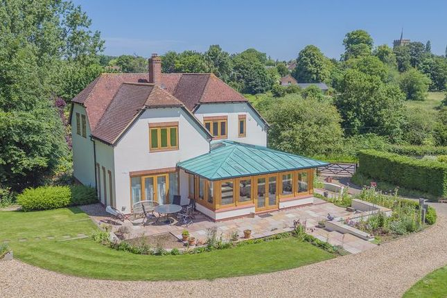 Thumbnail Equestrian property for sale in Little Gransden Lane, Great Gransden, Sandy