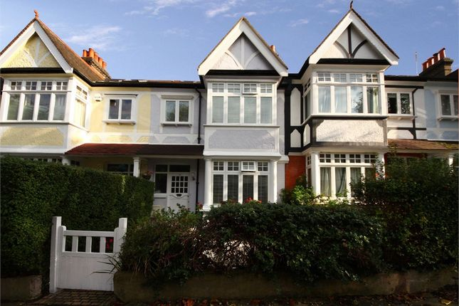 Thumbnail Terraced house to rent in Lindfield Road, London
