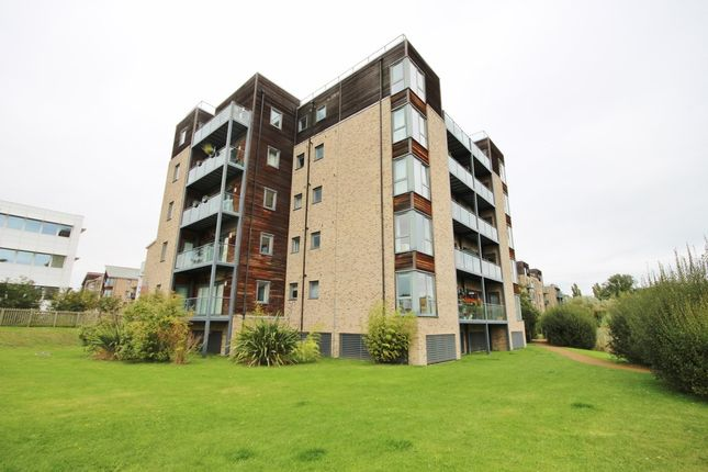 Thumbnail Flat to rent in Fitzgerald Place, Cambridge