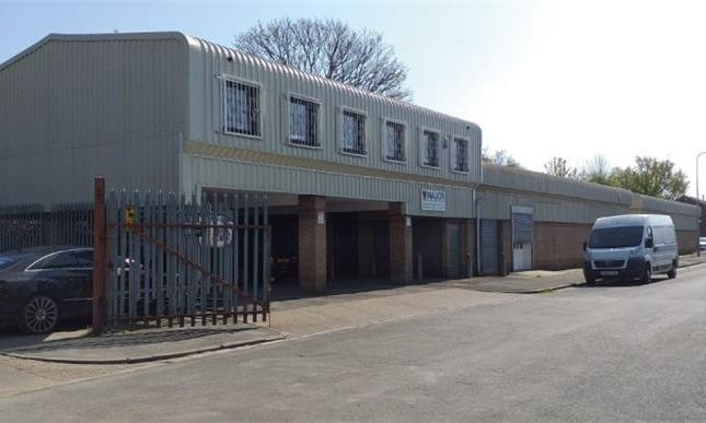 Thumbnail Light industrial to let in Burleigh Street, Hull, East Riding Of Yorkshire
