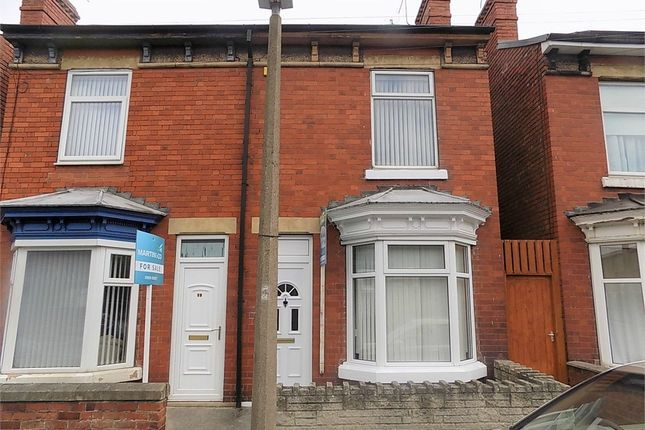 2 bed semi-detached house to rent in Priorswell Road, Worksop, Nottinghamshire S80