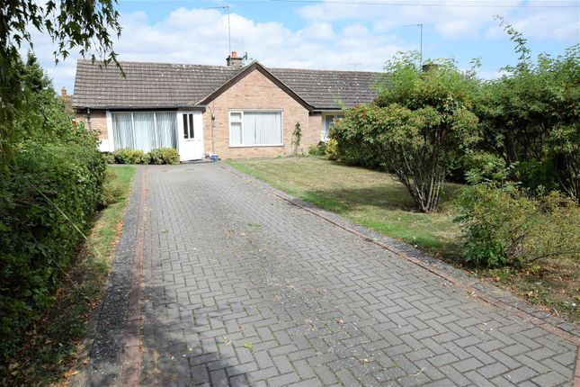 Thumbnail Semi-detached bungalow for sale in Campden Road, Shipston-On-Stour