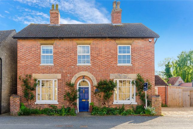 Thumbnail Detached house for sale in High Street, Ropsley, Grantham