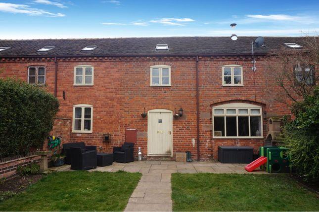 Thumbnail Barn conversion for sale in Stanton Upon Hine Heath, Shrewsbury