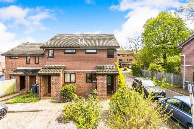 Thumbnail End terrace house for sale in White Oak Close, Tonbridge