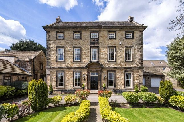 Thumbnail Country house for sale in The Hall, High Hoyland, Barnsley